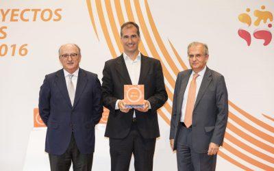 GNANOMAT awarded in V Premios de Emprendedores REPSOL