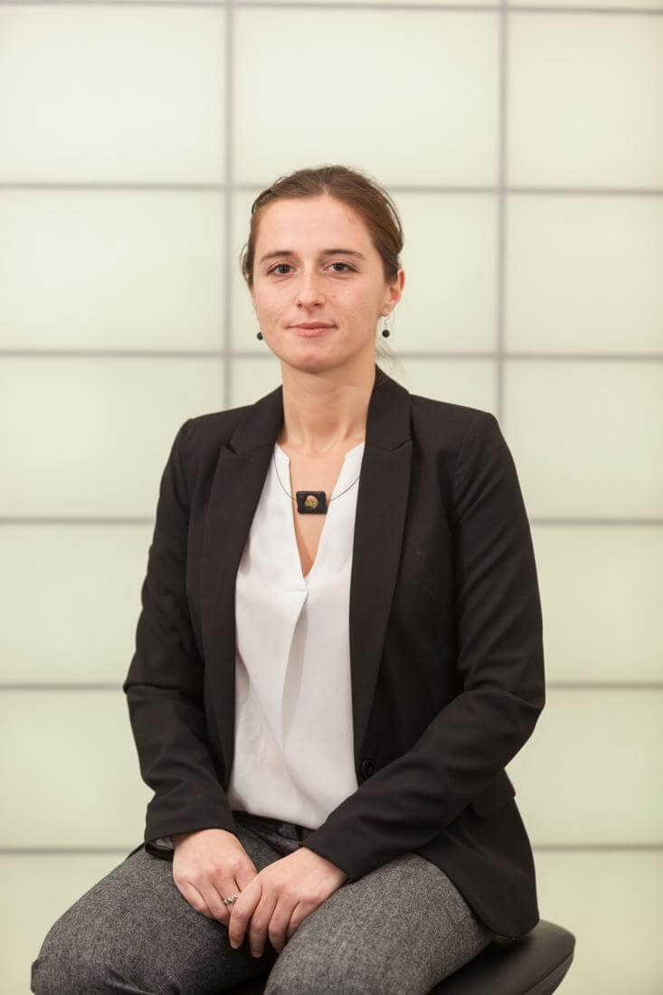 Dr. Alejandra García. Product Manager