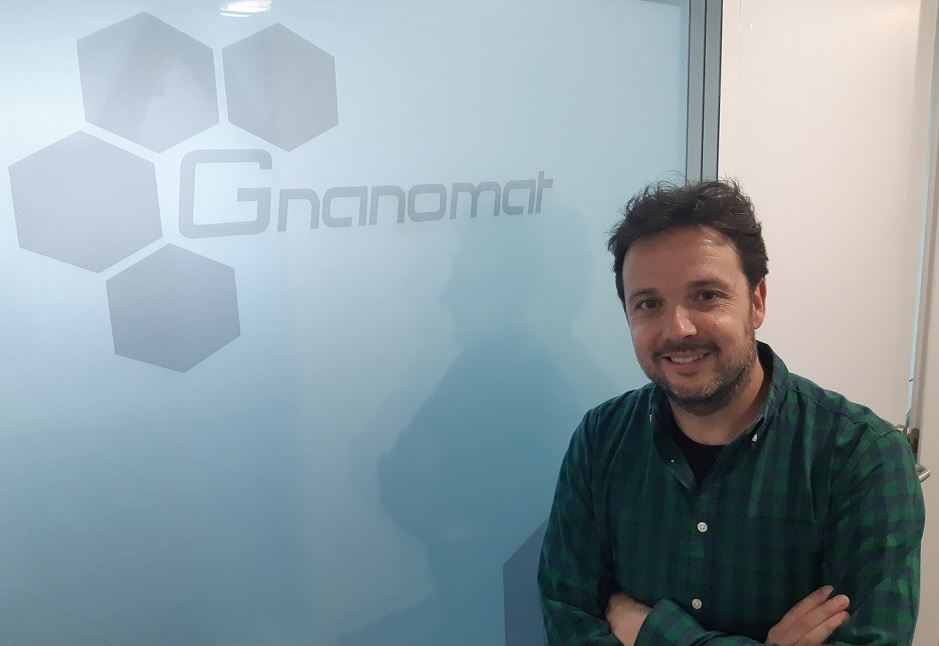 Gnanomat announces appointment of new Leader of Production of Advanced Materials