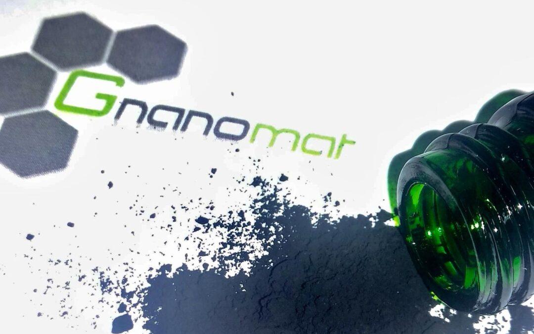 Gnanomat commences commercialization of its portfolio of advanced materials